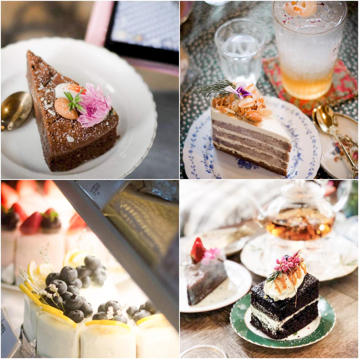mali cakery คาเฟ่สาวกขนมเค้กไม่ควรพลาดกันเด็ดขาดกับร้านนี้ มีเค้กให้ชิมกันหลายเมนูและมุมถ่ายรูปน่ารักๆเยอะมวากกกก